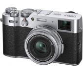 Fujifilm X100V ezüst