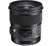 SIGMA 24mm f/1.4 DG HSM ART (CANON)