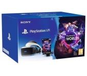Sony PlayStation VR V2 + kamera + VR Worlds