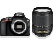 Nikon D3500 + AF-S DX 18–140mm VR