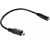 Manfrotto Lanc/Av adapterkábel 10cm