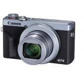 Canon PowerShot G7 X Mark III ezüst