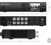 Blackmagic Design Teranex Mini - SDI to HDMI 8K