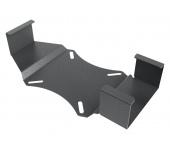 EIZO TC-Bracket vékony kliens beépítőkeret fekete