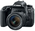 Canon EOS 77D + EF-S 18-55mm f/4-5.6 IS STM kit