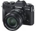 Fujifilm X-T30 XF18-55mm f/2.8-4 R kit fekete
