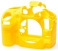 easyCover szilikontok Nikon D800/D800E sárga