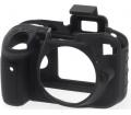easyCover szilikontok Nikon D3300/D3400 fekete