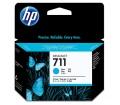 HP 711 3 darabos 29 ml-es ciánkék