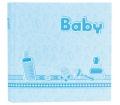 ZEP Bebe blue 24x24 20 Pages Babyalbum