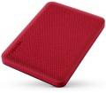 Toshiba Canvio Advance 2TB piros