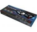 In Win Aurora RGB 3-as csomag fekete/fehér