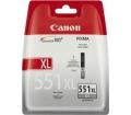 Canon CLI-551GY XL szürke blister w/security