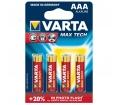 Varta Max Tech AAA x 4
