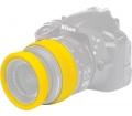easyCover Lens Rim (objektívperem) 58mm sárga