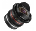 Samyang 8mm T3.1 VDSLR UMC Fish-eye II Cine (Fuji