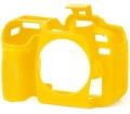 easyCover szilikontok Nikon D7500 sárga