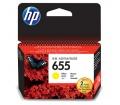 HP 655 Sárga