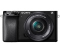 Sony α6100 16-50mm fekete kit