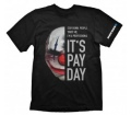 """Payday 2 T-Shirt """"Chains Mask"""", L"""