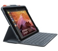 Logitech Slim Folio iPad 5/6 tok fekete UK kioszt.