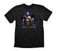 """God of War """"Kratos & Atreus"""" póló XXL"""