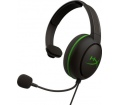 Kingston HyperX CloudX Chat headset Xbox-hoz