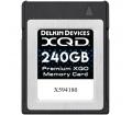 Delkin Premium XQD 240GB