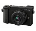 PANASONIC LUMIX DC-GX9KEG-K (fekete) + 12-32mm