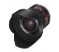 Samyang 12mm / f2.0 NCS CS (FUJI X) fekete
