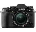 Fujifilm X-T2 + 18-55mm kit fekete