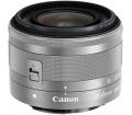 Canon EF-M 15-45mm f/3.5-6.3 IS STM ezüst