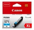 Canon CLI-571XL Ciánkék