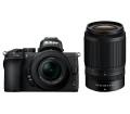 Nikon Z50 + 16-50 VR + 50-250 VR kit
