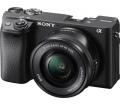 Sony α6400 + 16-50mm kit