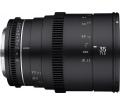 Samyang 35mm T1.5 VDSLR MK2 (Fuji X)