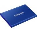 Samsung T7 SSD 1TB kék