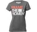 Cooph női póló Frame sötét árnyék XL