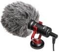 Boya BY-MM1 univerzális mini videomikrofon