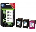 HP No.301 Multipack tintapatron