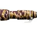 easyCover Lens Oak Sony FE 100-400mm barna terepm.