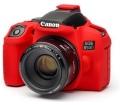 easyCover szilikontok Canon EOS 850D piros