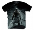 "Skyrim T-Shirt ""Dragonborn"", L"
