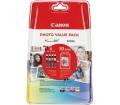 Canon CLI-526 BK/C/M/Y + fotópapír