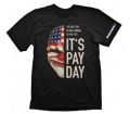 "Payday 2 T-Shirt ""Dallas Mask"", XL"