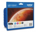 Brother LC1100H Large Ink Set (B/C/M/Y)
