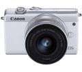 Canon EOS M200 + 15-45mm kit fehér