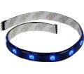 SilverStone SST-LS01 15 LED 30 cm kék