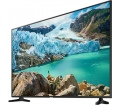 "Samsung 65"" RU7092 4K Sík Smart UHD TV"