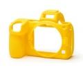 easyCover szilikontok Nikon Z5 sárga